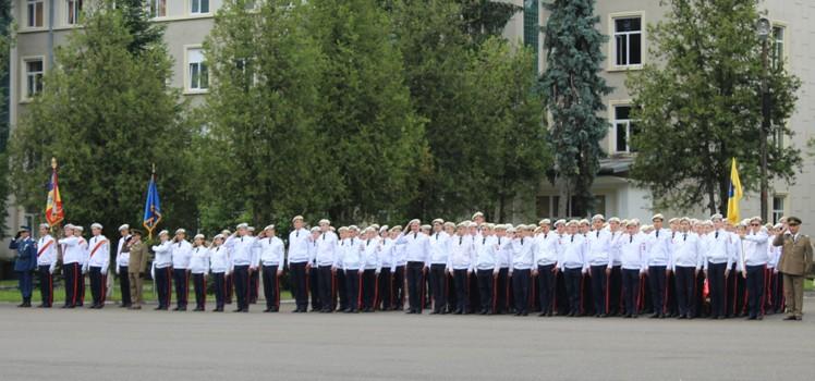 ADMIŞI în instituţiile militare de învăţământ superior şi postliceal