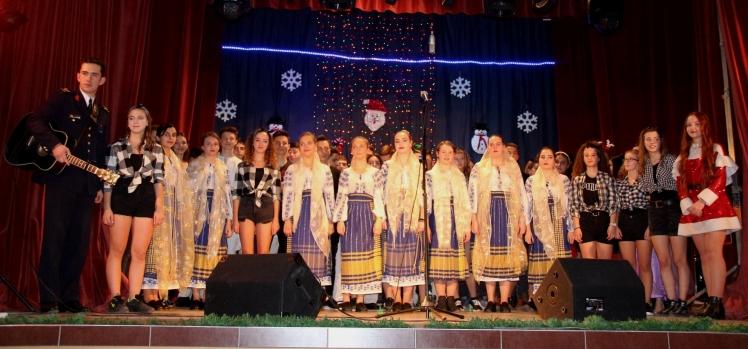 Magia Crăciunului în Cantemir