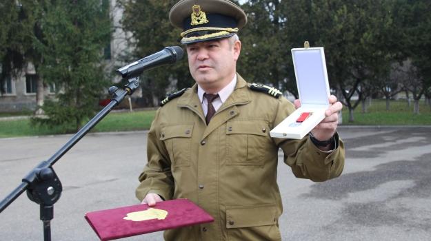 Prezentarea Medaliei Comemorative