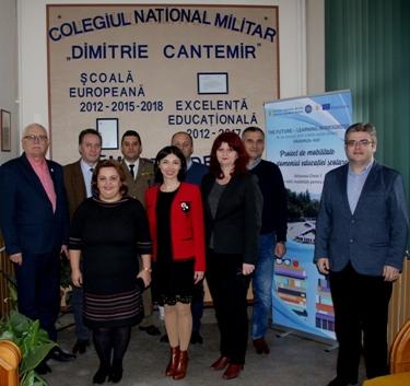 Consiliere pentru programe Erasmus+